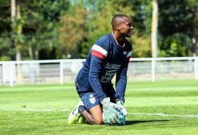Marvin Golitin qui a effectué la préparation avec le groupe professionnel va rejoindre le Football Club 93 sous la forme d'un prêt