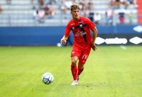 Arrivé en 2017 au Stade Malherbe Caen, Hugo Vandermersch a franchi les étapes les unes après les autres