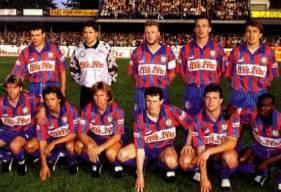 Le Pau FC alors en 3e division avait poussé le Stade Malherbe Caen jusqu'au tirs au but lors du 8e de Coupe de France en 1992