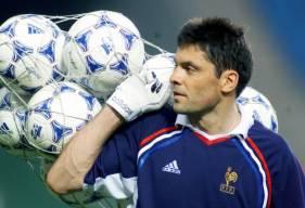 Bruno Martini ancien gardien de l'Équipe de France compte 31 sélections avec les tricolores
