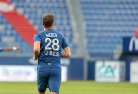 Anthony Weber aura disputé plus de 50 matchs toutes compétitions confondues avec le Stade Malherbe