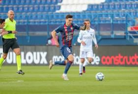 Jessy Deminguet est le joueur le plus décisif pour le Stade Malherbe Caen depuis le début de saison