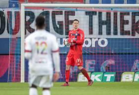 Impérial face au Clermont Foot, Sullivan Péan fait partie des joueurs en lice pour le trophée du joueur du mois de mai Künkel