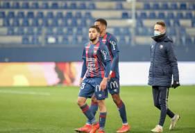 Ilyes Najim a connu sa première officielle en professionnels samedi soir lors de la réception du Pau FC