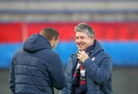 Joueur puis président du Stade Malherbe Caen, Olivier Pickeu fête ses 51 aujourd'hui