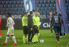 Gaël Angoula a évolé en Ligue 1 et en Ligue 2 notamment avec Angers et le SC Bastia