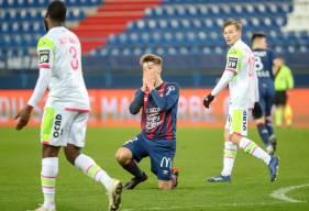Johann Lepenant aurait pu offrir la victoire au Stade Malherbe Caen sur une frappe en fin de rencontre