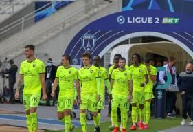 Le Stade Malherbe Caen avait pourtant fait le plus dur en ouvrant le score sur la pelouse du Paris FC