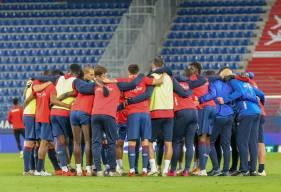 Les joueurs du Stade Malherbe Caen ont pris 7 points sur 10 possibles au mois de novembre