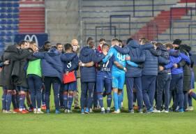 Mené au score face à l'AS Nancy début novembre, le Stade Malherbe Caen s'était imposé dans le temps additionnel