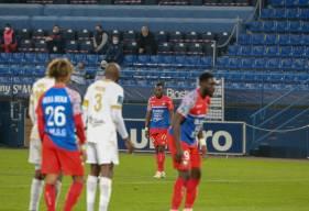 Steeve Yago et les Caennais enchaînent une sixième rencontre de suite à domicile sans défaite