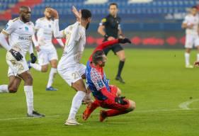 Une nouvelle fois très en jambes, Yoann Court a obtenu un penalty transformé par Yacine Bammou face à Châteauroux