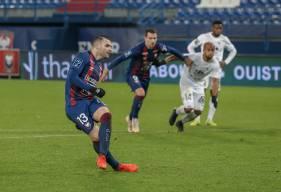 Yoann Court a inscrit son deuxième but de la saison à l'occasion de la rencontre face au GF38 samedi