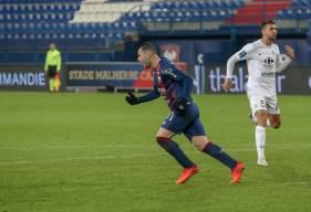 Déjà joueur du mois de novembre Künkel, Yoann Court a été désigné MVP après la rencontre face au GF38 samedi soir