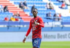Alors qu'il a fêté ses 17 ans au mois de janvier, Jason Ngouabi est le premier joueur né en 2003 à évoluer en professionnel avec le Stade Malherbe