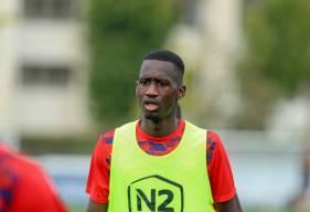 Jason Ngouabi pourrait retrouver du temps de jeu avec la reprise du championnat de National 2 ces prochaines semaines