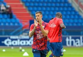 Anthony Weber n'a pas manqué une seule minutes des cinq premiers matchs disputés par le Stade Malherbe