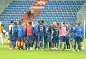 Les joueurs du Stade Malherbe Caen ont alterné entre bonnes performances à domicile et moins bonnes à l'extérieur au mois d'octobre
