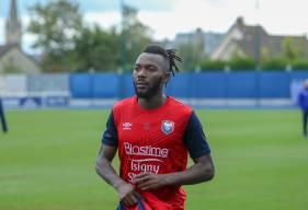 Steeve Yago manquera la réception du Clermont Foot samedi soir dans le cadre de la 37e journée de Ligue 2 BKT