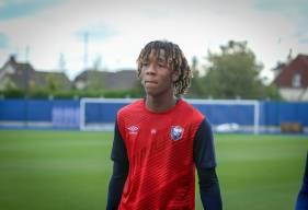 Brahi Traoré fait partie des 29 joueurs convoqués en Équipe de France U17 par Lionel Rouxel