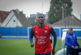 Jason Ngouabi fait partie des joueurs convoqués pour un stage avec l'Équipe de France U18