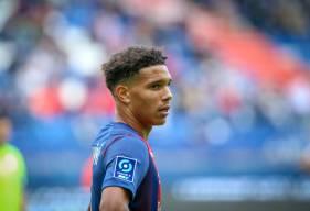 Nicholas Gioacchini a connu le Red Star et le Paris FC avant de rejoindre le Stade Malherbe en 2018