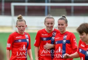 Les joueuses du Stade Malherbe Caen auront l'occasion de conforter leur place en tête du championnat de Régional 1