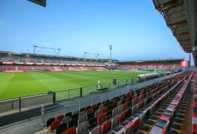 Le Stade Malherbe Caen s'est rendu sur la pelouse de l'En Avant Guingamp pour la deuxième fois un l'espace d'un mois