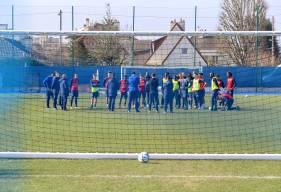 À 6 jours du Derby face au Havre, les joueurs de Pascal Dupraz étaient en séance ce matin sur le complexe de Venoix