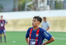 Nassim Tlemcani est appelé pour la première fois avec l'Équipe de France U17