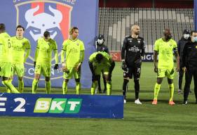 Le Stade Malherbe s'est incliné sur la pelouse de l'AC Ajaccio pour le compte de la 20e journée de Ligue 2 BKT