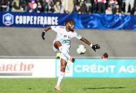 Steeve Yago et les Caennais tenteront de se qualifier pour les 16es de la compétition sur la pelouse de l'EA Guingamp