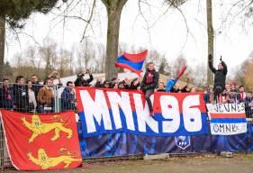 Le parcage visiteurs pour les supporters du Stade Malherbe Caen sera ouvert samedi soir à Niort