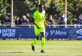 Après deux saisons au Stade Malherbe Caen, Malik Tchokounté a fait ses valises pour rejoindre l'USL Dunkerque