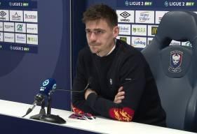 Jessy Deminguet a souligné l'état d'esprit du groupe après la victoire 1-0 face à l'EA Guingamp
