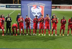 Le Stade Malherbe Caen a mis fin à plusieurs matchs sans victoire en s'imposant sur la pelouse de l'USL Dunkerque