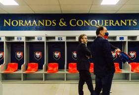 Stéphane Moulin est depuis ce vendredi le nouvel entraîneur du Stade Malherbe Caen