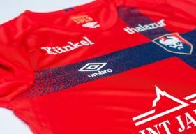 En rupture de stock depuis quelques semaines, le maillot extérieur du Stade Malherbe est de nouveau disponible