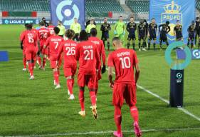 Le Stade Malherbe Caen a dû s'incliner sur la pelouse des Palois hier soir à l'occasion de la 13e journée