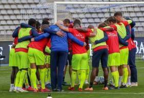 Quatre joueurs du Stade Maherbe Caen sont en lice pour être le joueur du mois de décembre Künkel