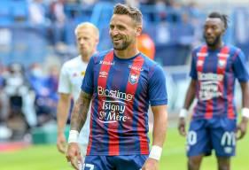Anthony Gonçalves a participé aux trois premiers matcs de la saison 2020 / 2021 du Stade Malherbe Caen
