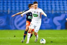 Le Stade Malherbe Caen avait quitté la Coupe de France à l'occasion des 16es de finale sur la pelouse de Montpellier
