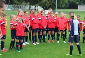 La section féminine du Stade Malherbe Caen organisera des portes ouvertes lorsque ce sera de nouveau autorié par la FFF