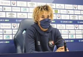 Pascal Dupraz et Alexis Beka Beka ont répondu aux questions de la presse locale avant le déplacement à l'USL Dunkerque demain soir