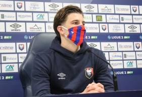Pascal Dupraz et Hugo Vandermersch ont répondu aux questions de la presse avant le match de ce soir contre Valenciennes
