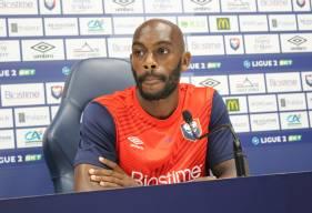 Jonathan Rivierez sera de retour dans le groupe pour le déplacement à Grenoble après avoir purgé un match de suspension
