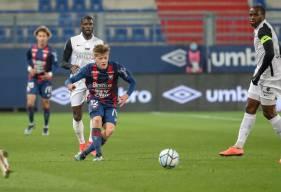 Johann Lepenant a été désigné joueur du mois de Février Künkel par les supporters du Stade Malherbe Caen