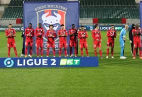 Le Stade Malherbe Caen n'a pas réussi à trouver le chemin des filets sur la pelouse de Pau ce mardi soir
