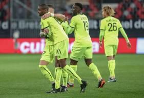 Prince Oniangué avait pourtant ouvert le score après un corner frappé par Jessy Deminguet en première période