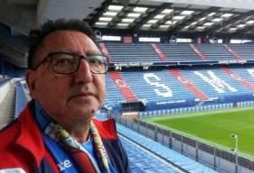 Salah Boutamine était supporter du Stade Malherbe Caen depuis le début les années 1970